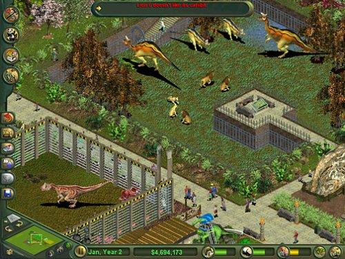 zoo tycoon dinosaur digs demo
