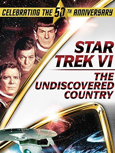 Amazon Com Star Trek Vi The Undiscovered Country
