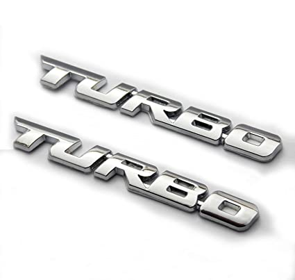 2PCS CHEVROLET Chrome Auto Car Body Fender Metal Emblem Badge Sticker Decal