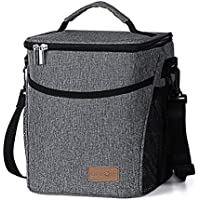 Lifewit Insulated Lunch Bag (Gray)
