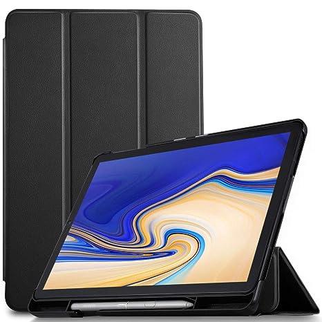 IVSO Hülle für Samsung Galaxy Tab S4 T830/T835, Slim Schutzhülle mit Auto Aufwachen/Schlaf Funktion Geeignet für Samsung Gala