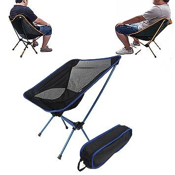 Plegable silla de camping silla Luna, ciaraq plegable camping ...