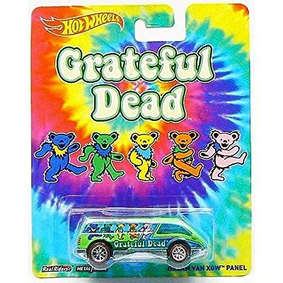 Hot Wheels Pop Culture Grateful Dead Dream Van XGW Panel: Toys & Games