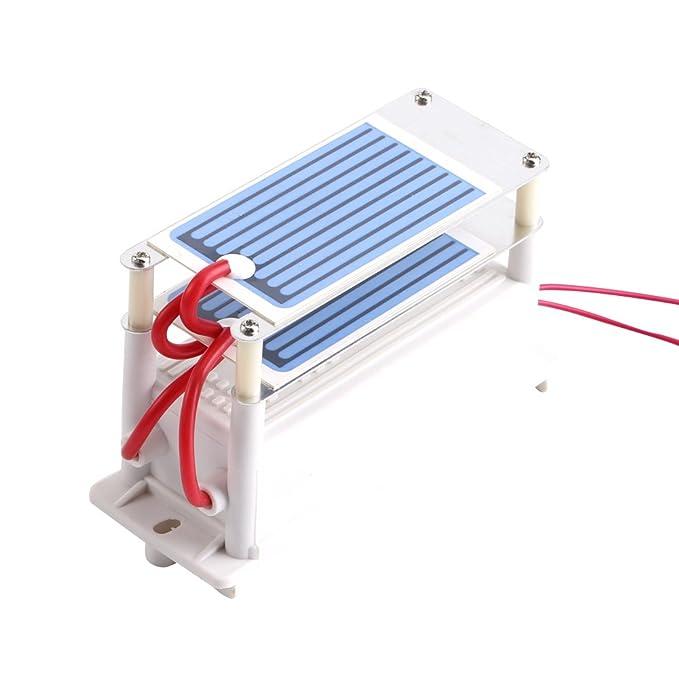 Walfront 7g 110V / 220V Generador de ozono Esterilizador de ...