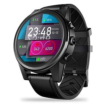 4G Smartwatch, 1 + 16G GPS/GLONASS Impermeable Bluetooth Smart ...