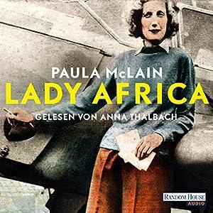 Lady Africa Audiobook