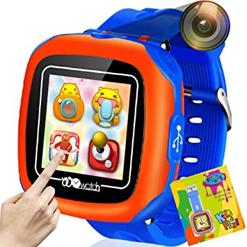 Reloj Inteligente Pantalla táctil Niños Game Smartwatches Función ...