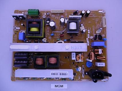 samsung television power supply, tv model pn51e450a1fxza part no   bn44-00509b