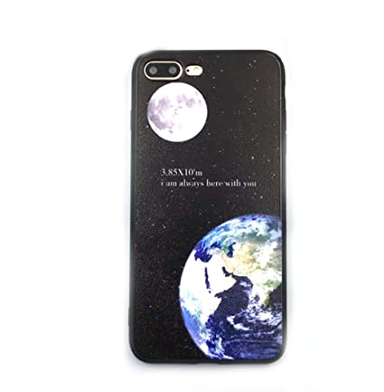 coque iphone 7 lune