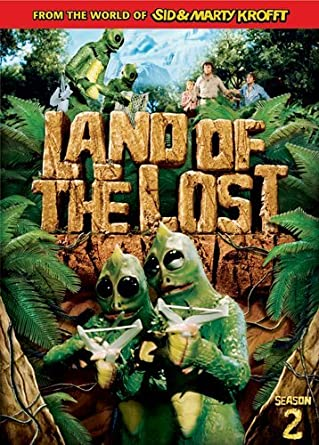 Amazon com: Land of the Lost: Season 2: Wesley Eure, Kathy