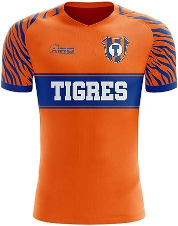 Airosportswear 2019-2020 Tigres Home Concept - Camiseta de ...