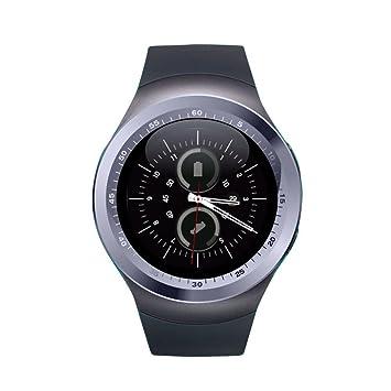 Yuntab Y1 SmartWatch Multi-idiomas Bluetooth reloj inteligente con ...