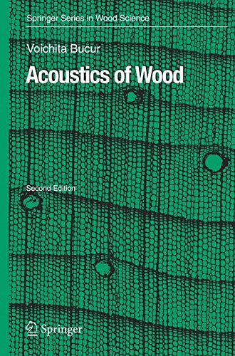 Acoustics of Wood (Springer Series in Wood Science) by Voichita Bucur