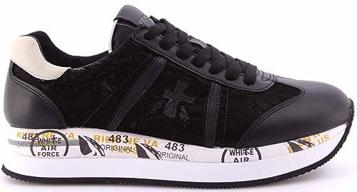 PREMIATA Sneaker Conny 1806 Taglia 37 Colore Nero: Amazon