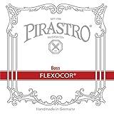PIRASTRO ピラストロ コントラバス弦 FLEXOCOR フレクソコア 3/4用 Mittel セット弦 341020