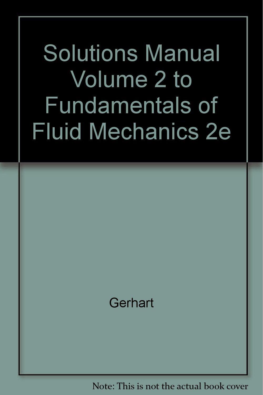 Handbook of Fluid Dynamics and Fluid Machinery. Vol 1: Fundamentals of Fluid Dynamics