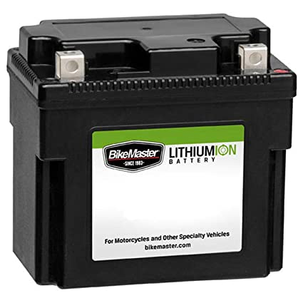 Lithium Ion Car Battery >> Amazon Com Bikemaster Honda Cbr1100xx 97 00 Lithium Ion