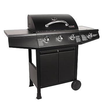 Cool TAINO® Gasgrill BBQ Grillwagen wahlweise im Set mit Zubehör 3  XP11