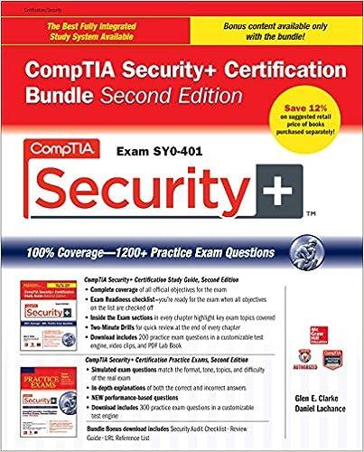 Amazon comptia security certification bundle second edition comptia security certification bundle second edition exam sy0 401 certification press 2nd edition kindle edition fandeluxe Images
