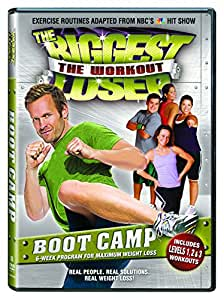 Biggest Loser: Boot Camp [DVD]