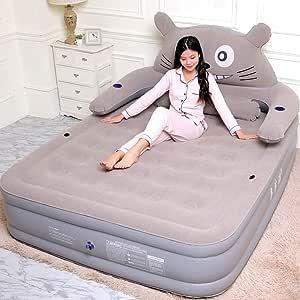 Amazon.com: HX Bean Bag Chair Lazy Couch Foldable Single
