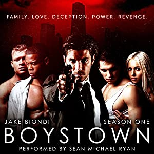 Boystown, Season One Audiobook