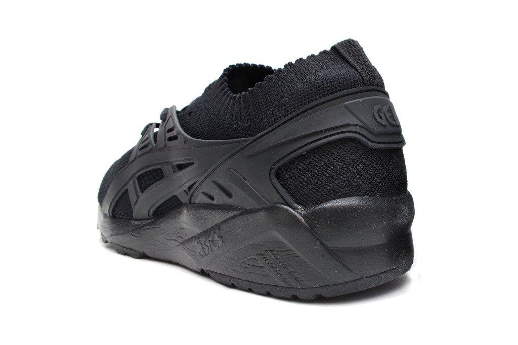 newest 099a8 188f8 ASICS Tiger Men's Gel-Kayano Trainer Knit Black/Black 11.5 D US