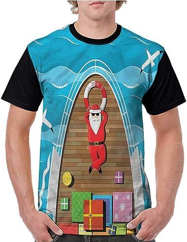 Kids Girl Short-Sleeve Crewneck Polyester T-Shirt,Ahoy Pirate Theme N