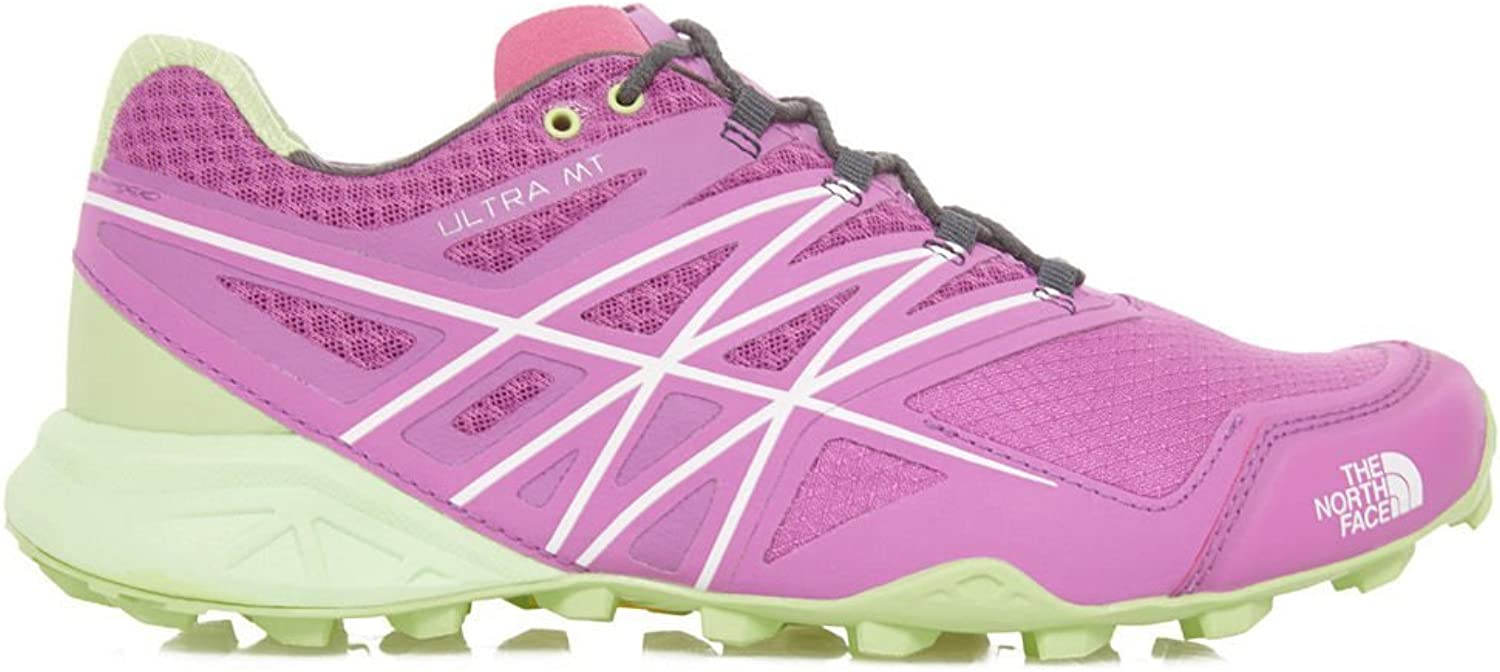 The North Face W Ultra MT, Zapatillas de Running para Mujer ...