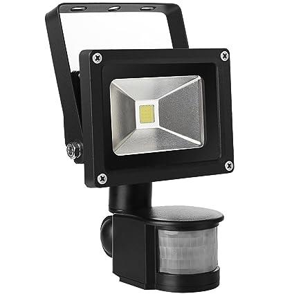 10W/20W/30W/50W/100W luz Foco LED blanco cálido/Blanco