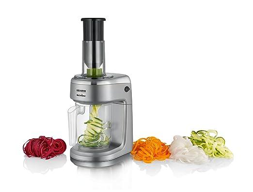 4 opinioni per Severin KM 3922 Spiralizzatore Elettrico di Vegetali, BPA Free,