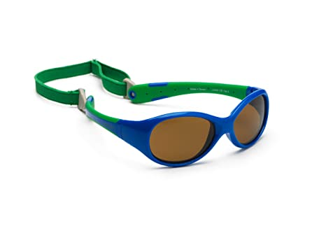 Gafas de sol para koolsun Baby Flex Joven 0 - 3 AñOS, Royal ...
