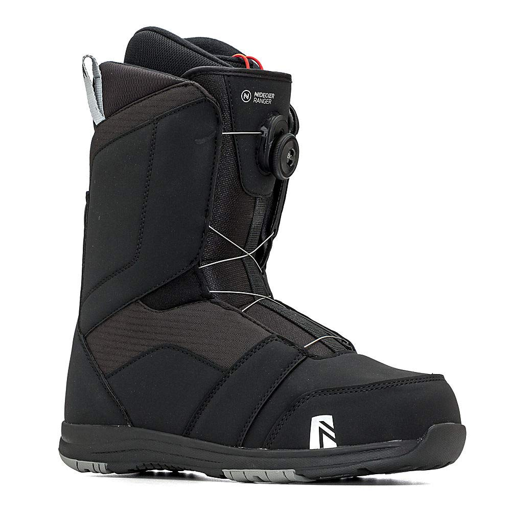 Flow Nidecker Mens Ranger Boa Snowboarding Boots