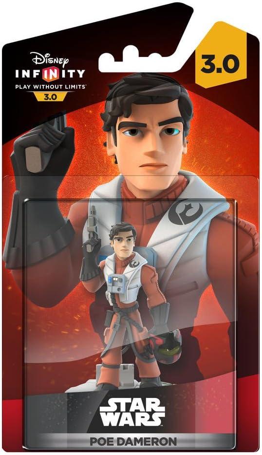 Disney Infinity 3.0 - Star Wars Figura Poe Dameron: Amazon.es ...