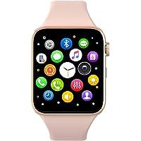 Reloj inteligente para teléfonos Android iOS, compatible con iPhone Samsung, Aeifond Fitness Tracker Smartwatch con…