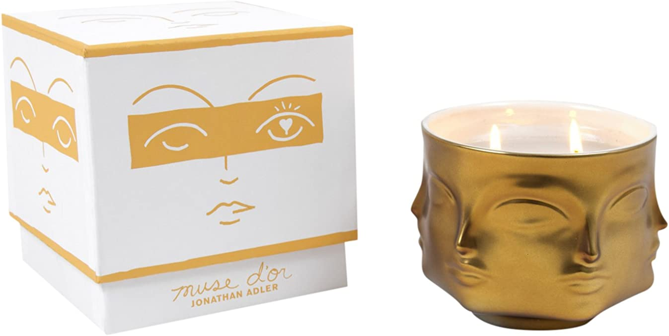 Jonathan Adler Muse D'or Candle: Home & Kitchen