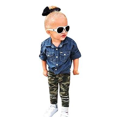 1-5 Jahr Kleinkind Kinder Kleidung Set, DoraMe Baby Jungen Mädchen ...