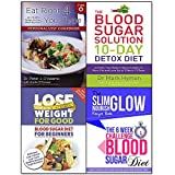 Download eat right 4 your type cookbook, blood sugar solution 10-day detox diet, lose weight for good blood sugar diet for beginners and 6 week challenge blood sugar diet 4 books collection set in PDF ePUB Free Online