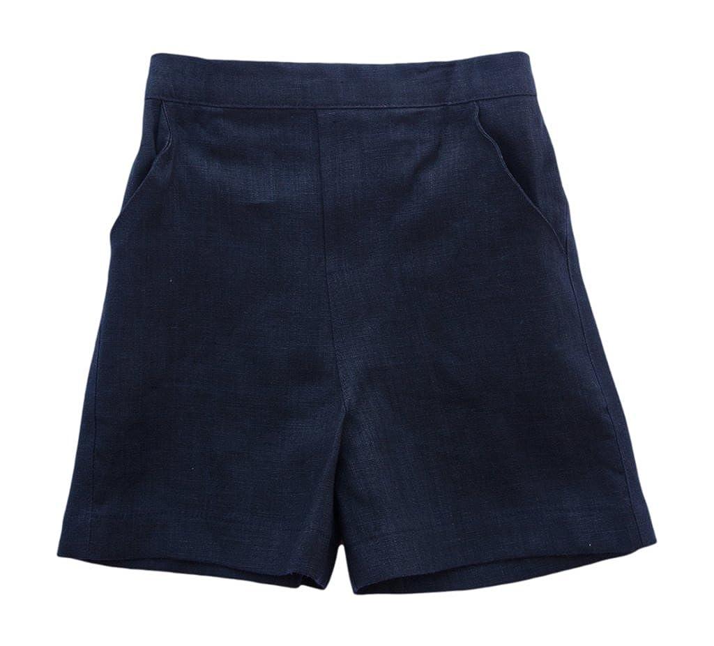 5 Jack /& Teddy Navy Shorts