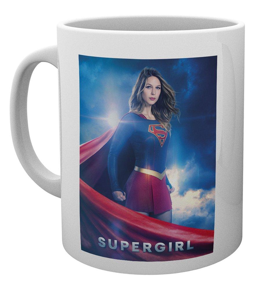 GB Eye LTD, Supergirl, Solo, Tasse de ceramique Poster Revolution MG2270