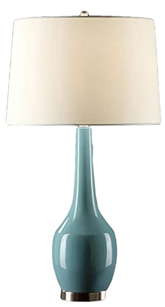 Charmant Nina Blue Table Lamp