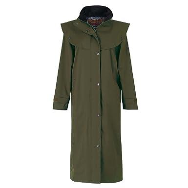 Jack Hombre Murphy Malvern Abrigo Chaqueta Ropa Vestir Casual Exterior Olive 18 (XXL)