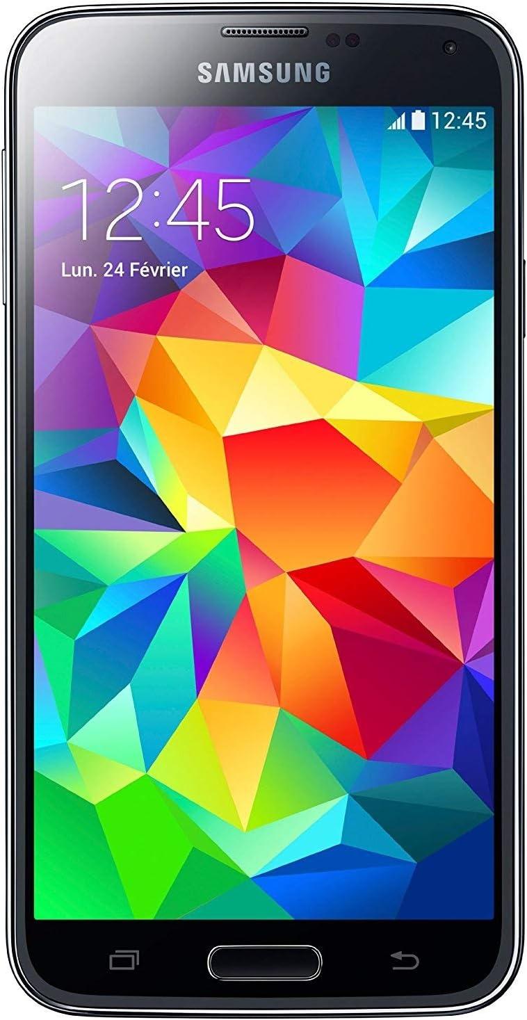 Samsung Galaxy S5 de 16GB, smartphone libre negro: Amazon.es: Electrónica