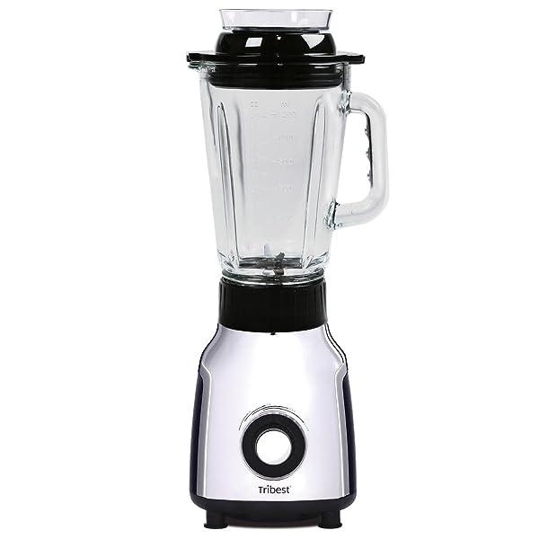Tribest PBG-5001-A Personal Vacuum Glass Blender One-Size Black