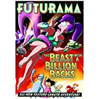 FUTURAMA:BEAST WITH A BILLION DVD
