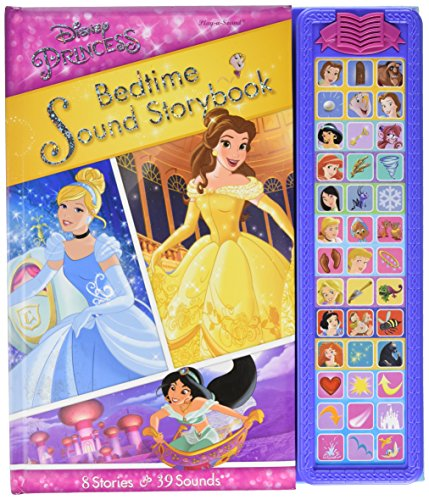 Disney Princess Treasury (Disney Princess Sound Storybook Treasury)