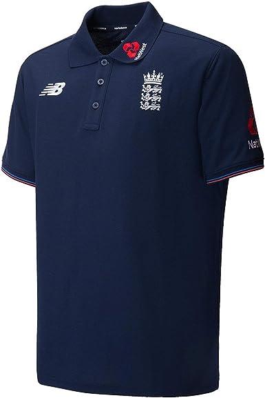 new balance polo shirt