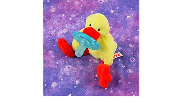 WubbaNub Yellow Duck by WubbaNub: Amazon.es: Bebé