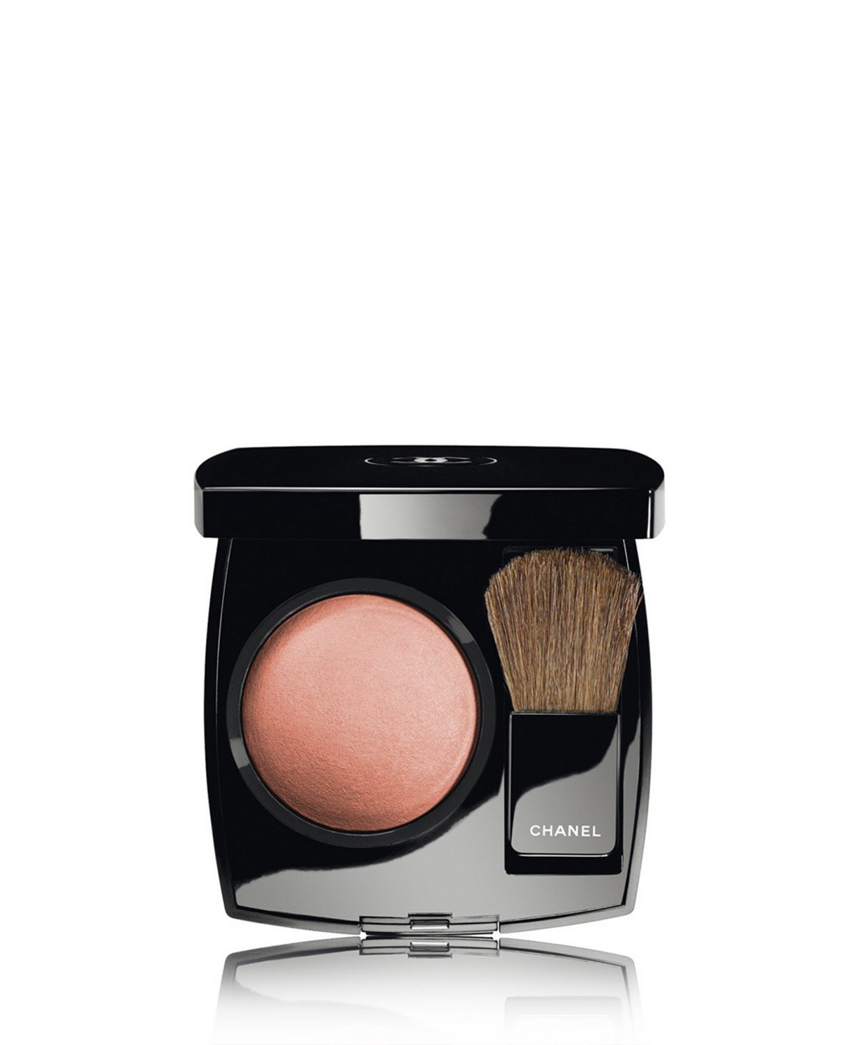 Joues Contraste Powder Blush (02 Rose Bronze) by C.H.A.Cosmetics