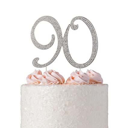 Amazon 90 Cake Topper